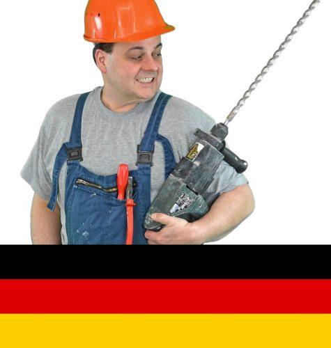 Stolarz budowlany - produkcja prefabrykatów