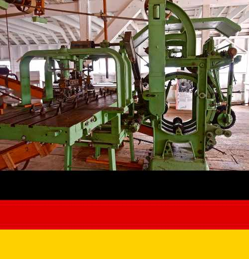 Operator maszyn - szlifierka, polerka
